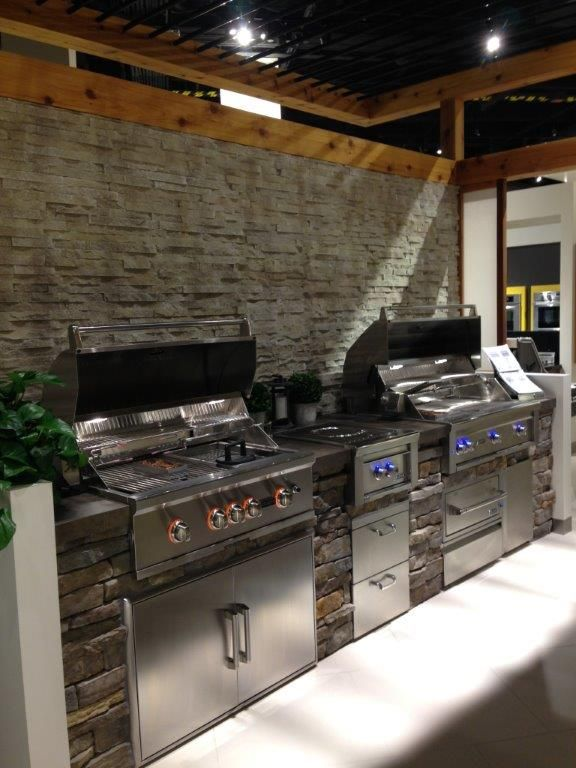 Coyote Outdoor Living At Pirch Glendale Outdoor Kitchens With Coyote Outdoor Living Outdoor Kitchen Outdoor Living Space