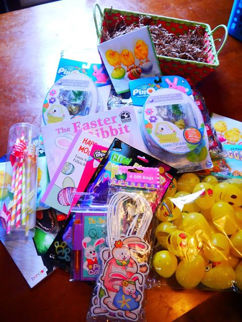 Easter basket ideas without candy basket ideas easter baskets easter basket ideas without candy negle Images