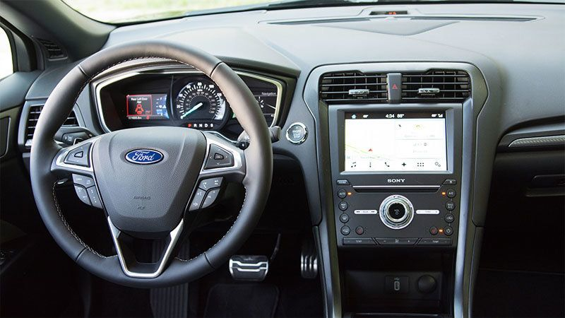 Ford Fusion steering wheels could detach, NHTSA says