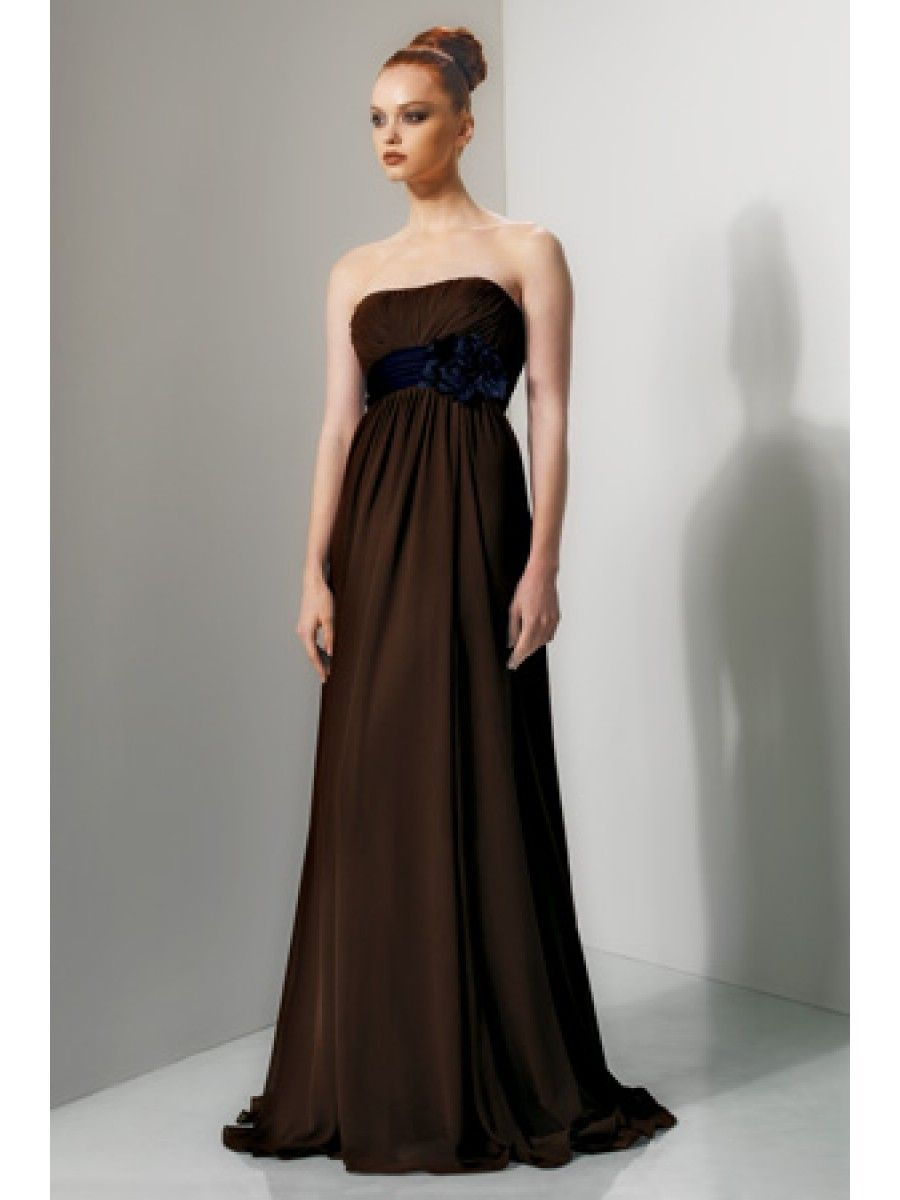 Chocolate Brown Bridesmaid Dresses | Dark Brown Bridesmaids Dress Formal Chocolate Brown Wedding Theme
