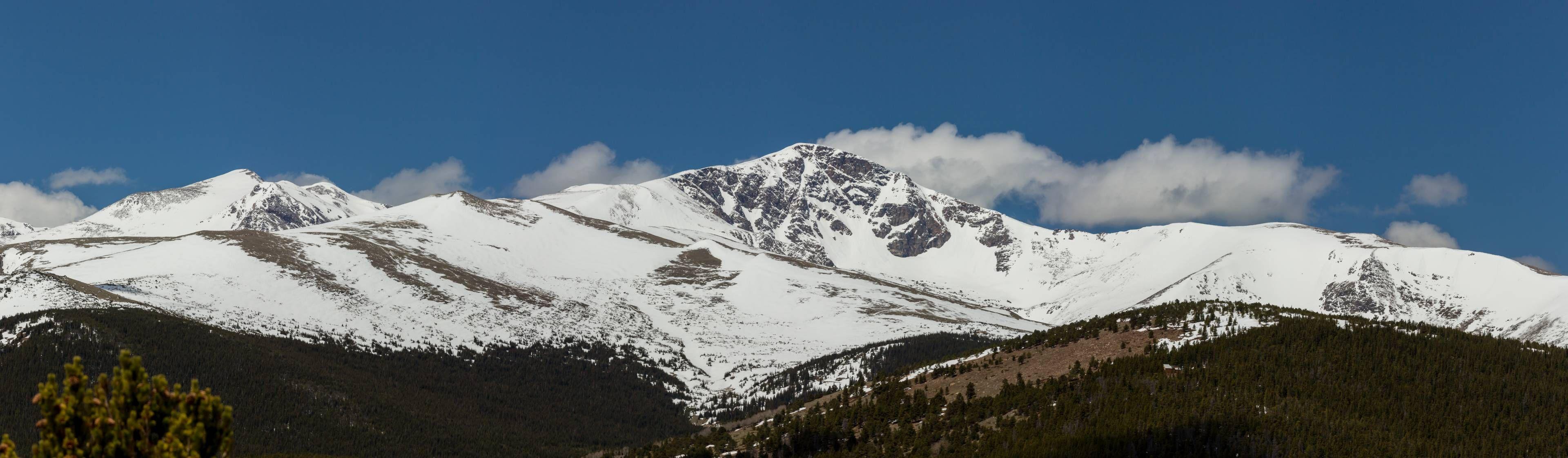 James Peak CO. [3840x1121] [OC]