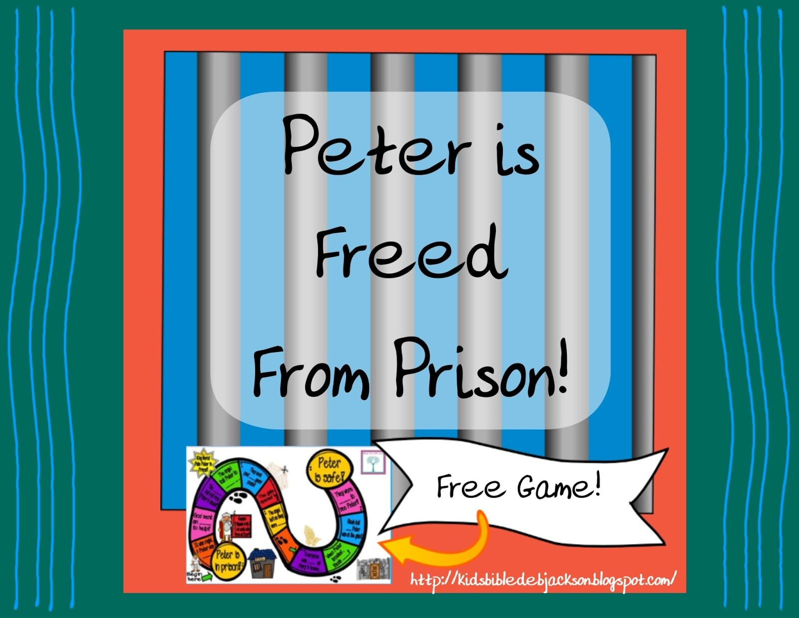 Peter Freed From Prison