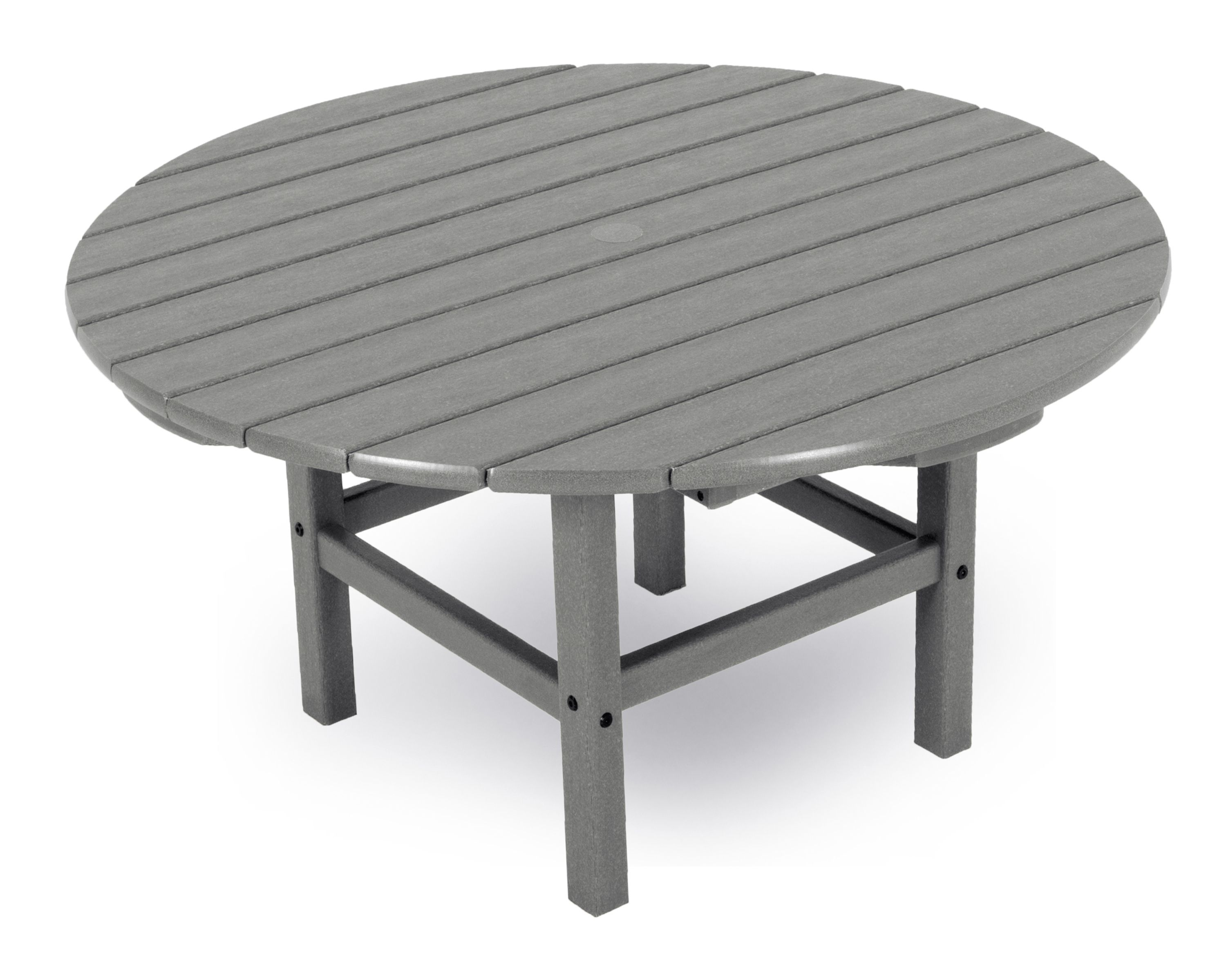 Round 38 Conversation Table In 2021 Polywood Furniture Outdoor Tables And Chairs Outdoor Tables [ 2400 x 3000 Pixel ]