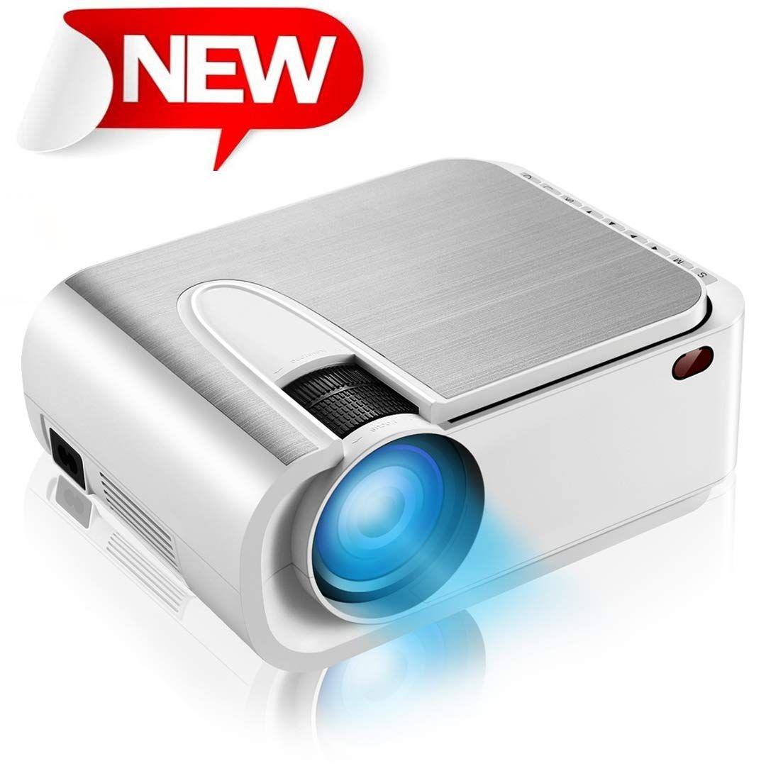 "VANKYO Leisure 510 Full HD Projector 3600Lux 200/""Projection 1080P HDMI VGA USB"