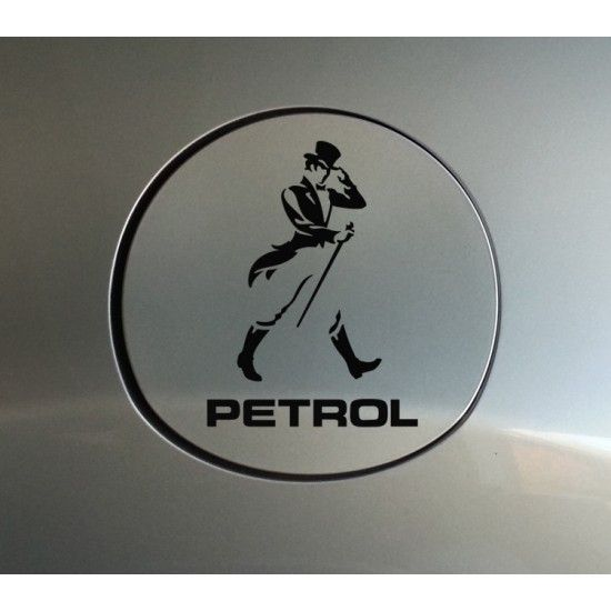 Johnnie Walker Petrol Fuel Cap Sticker For Cars Funny Friend Memes Really Funny Pictures New Funny Images