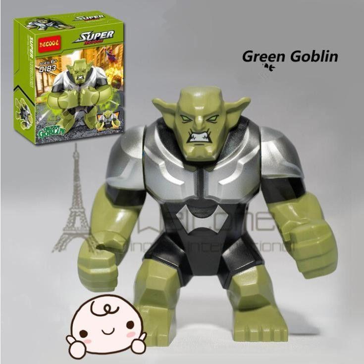 Guardians Galaxy Deadpool Rhino Venom Juggernaut Avengers Model Figure Works With Lego Style Lego Superhero Toys Gifts