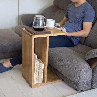 サイドテーブルの作り方 おしゃれで簡単にdiyする方法 ソファテーブル Diy サイドテーブル Diy 家具