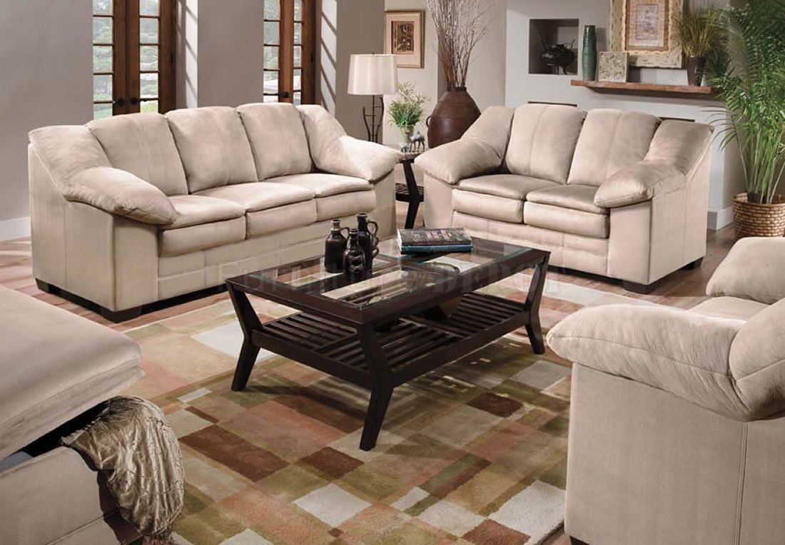 Great Microfiber Couch