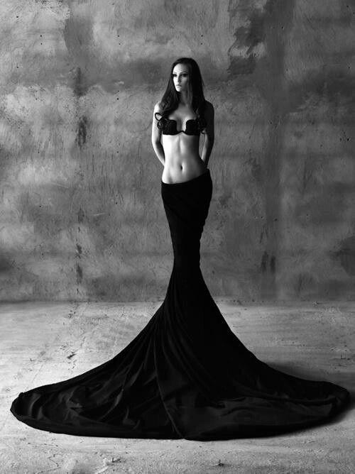 Long Black...