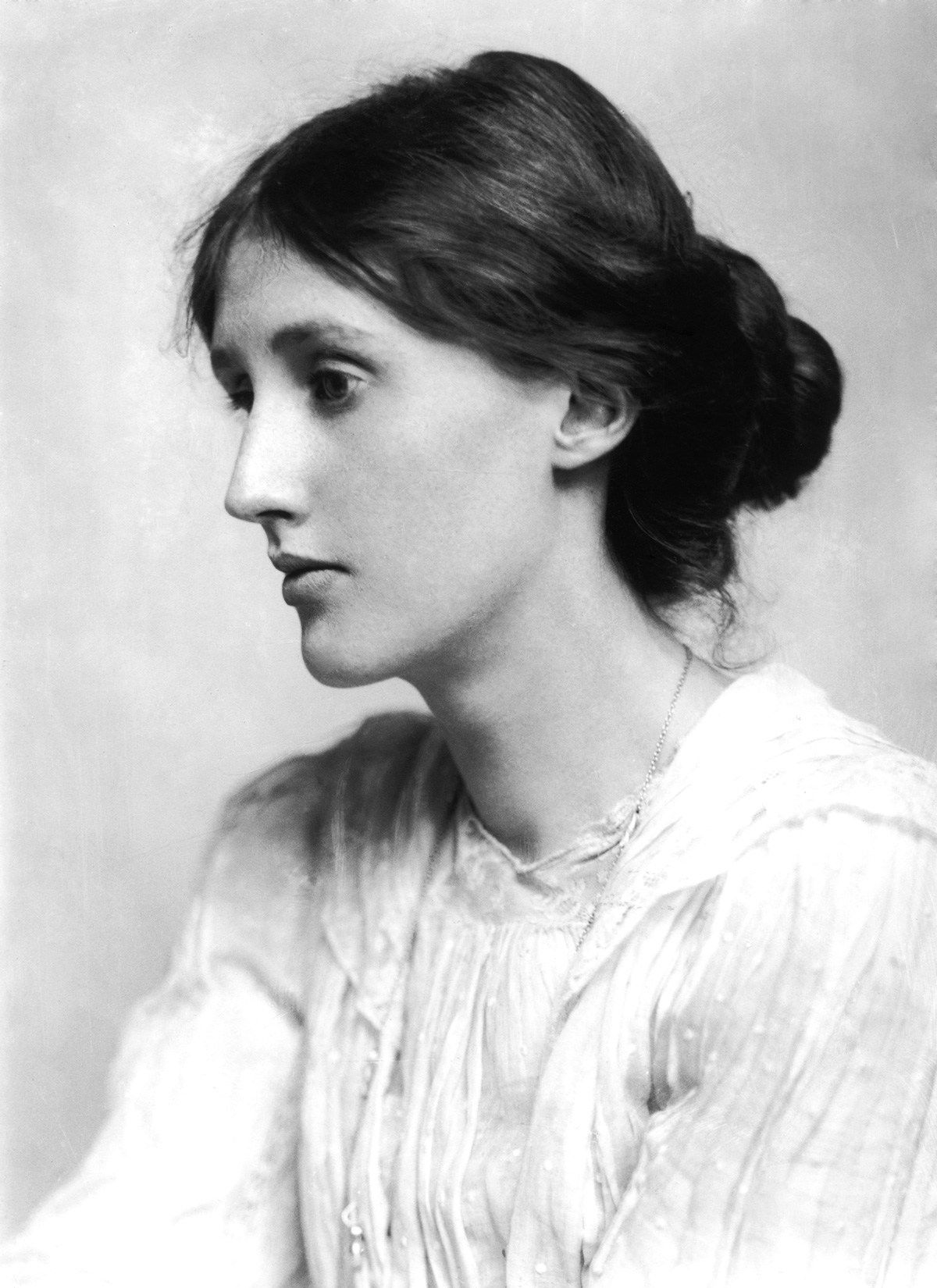 Virginia Woolf On The Relationship Between Lonelines And Creativity Wolf English Writers Oscar Wilde Essay Disobedience