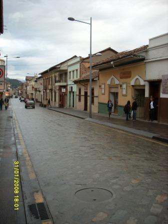 Calle Larga In Cuenca Ecuador Www Retire In Ecuador Com Cuenca