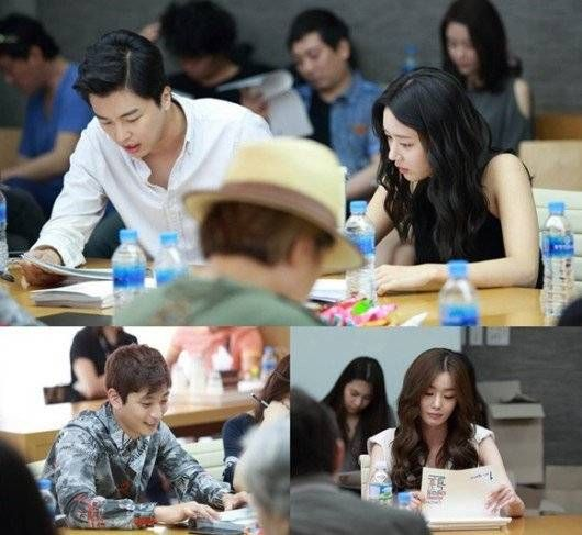 marriage not dating jinwoon and sunhwa