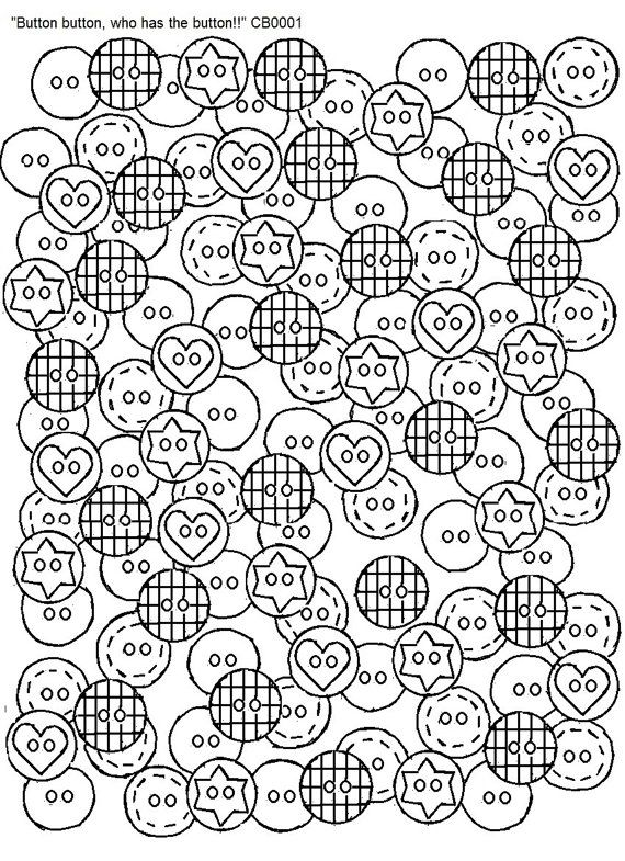 Adult Designs Coloring Page Pattern Stress Relieving Beautiful And