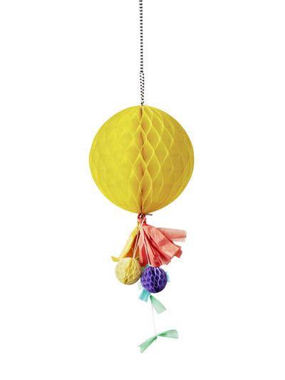 small yellow honeycomb fancy