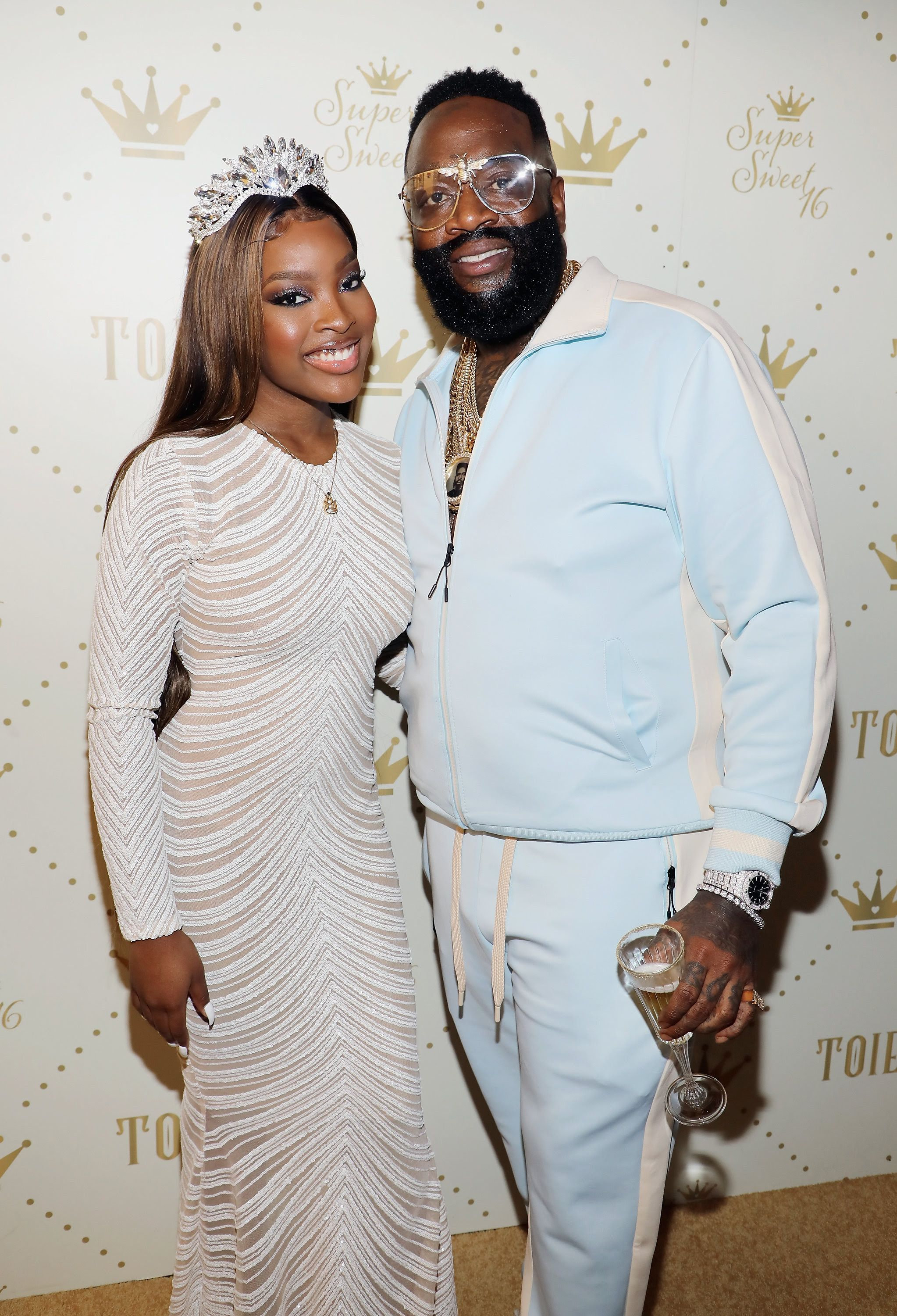 RICK ROSS A-BOOGIE WIT DA HOODIE KASH DOLL ATTEND TOIE