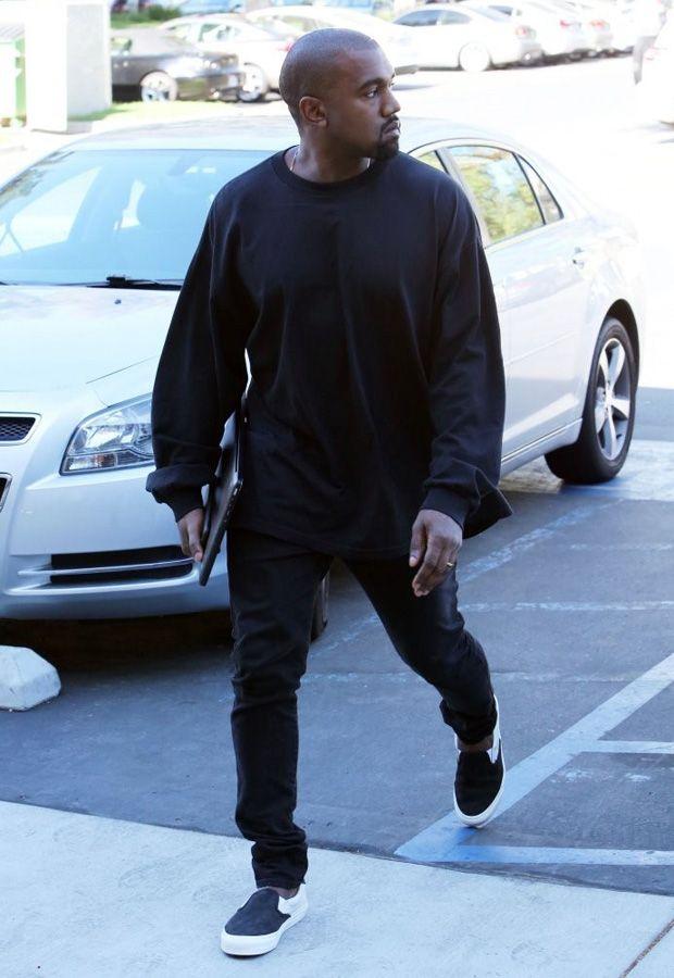 Kanye West Vans Slip On Kanye West Ye Yeezus