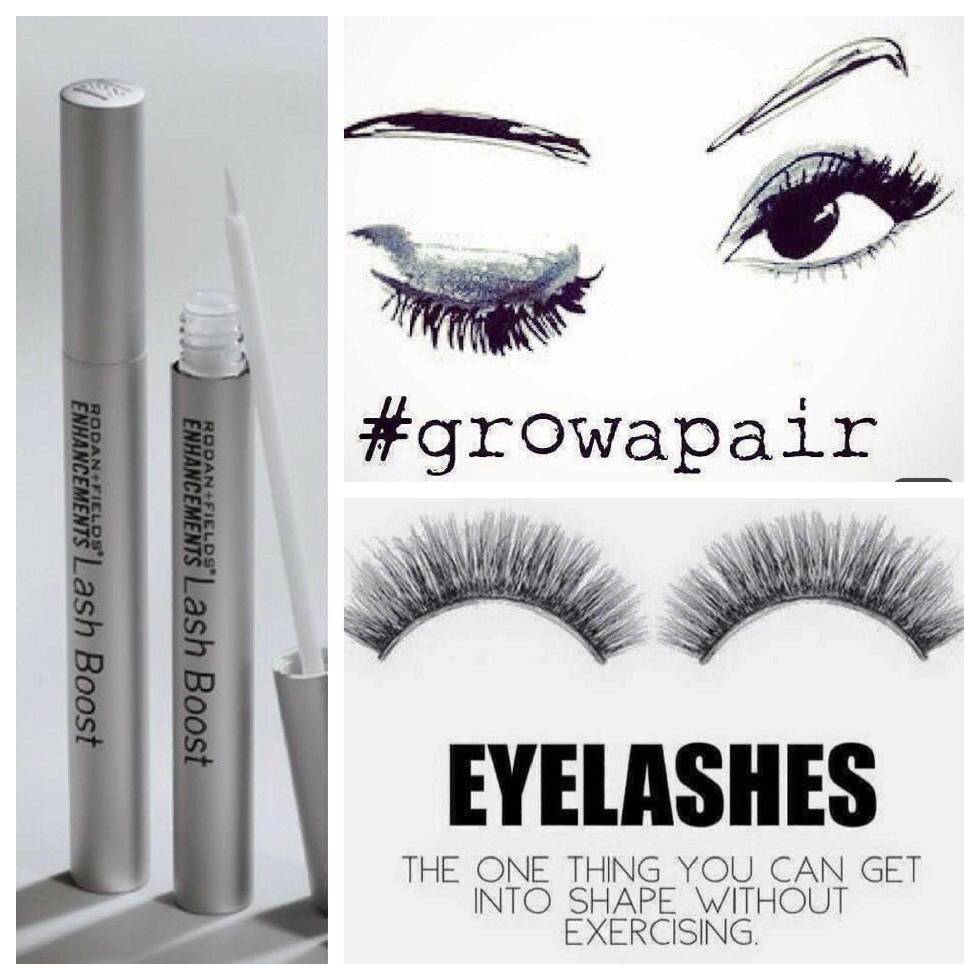 Grow your natural lashes rodan and fields natural
