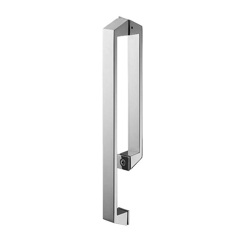 Glazed Door Pulls Shower Room Shower Sliding Glass Door Frameless Glass Shower Enclosure