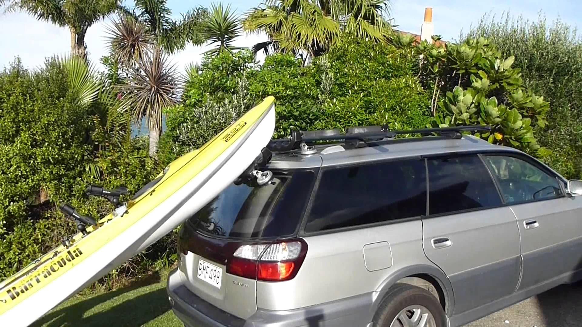 K RACK Easy Kayak Loader for Hatchback & SUV Vehicles