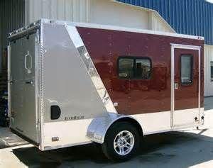 ... trailer enclosed trailer ideas trailer tramp enclosed cargo trailers