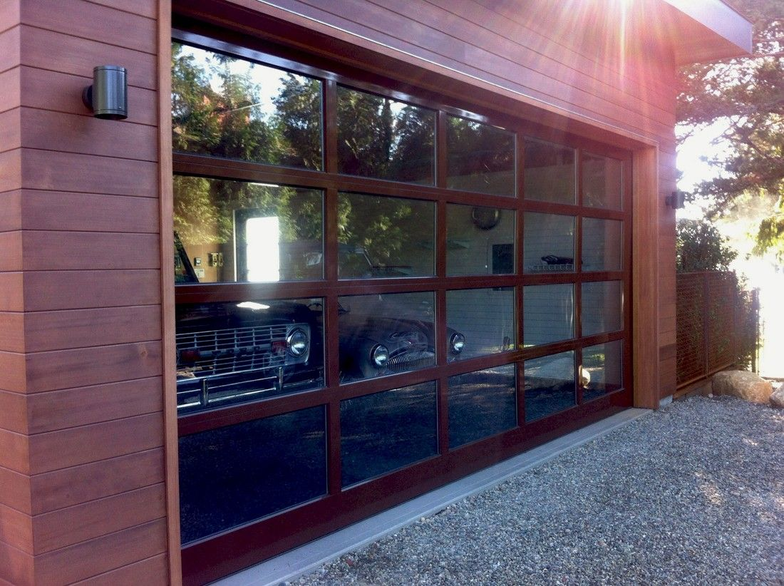 10 Ft Tall Garage Door One Of The Most Important Safety Aspects Of Your Home Is Your Garage Door If You Change The Garage Doors Doors Aluminium Garage Doors