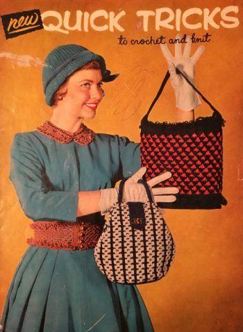 1950s Handbags, Purses, and Evening Bag Styles | retro everything ...