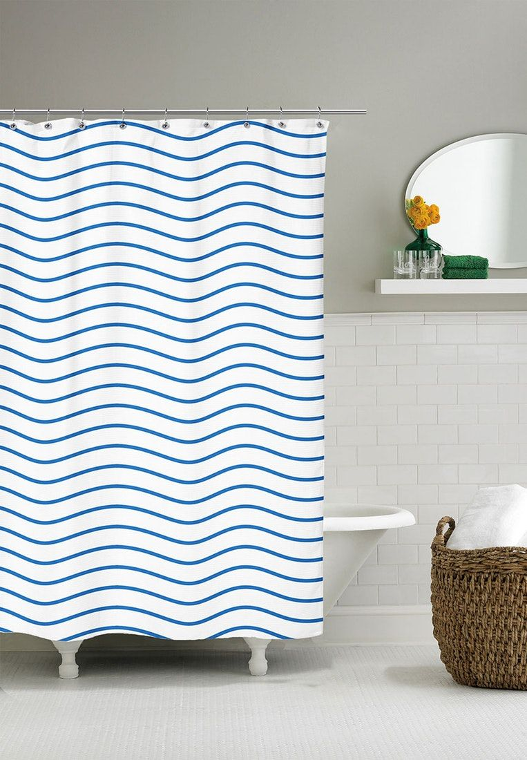 Shower Curtain from Home Junkie at Retro Villa