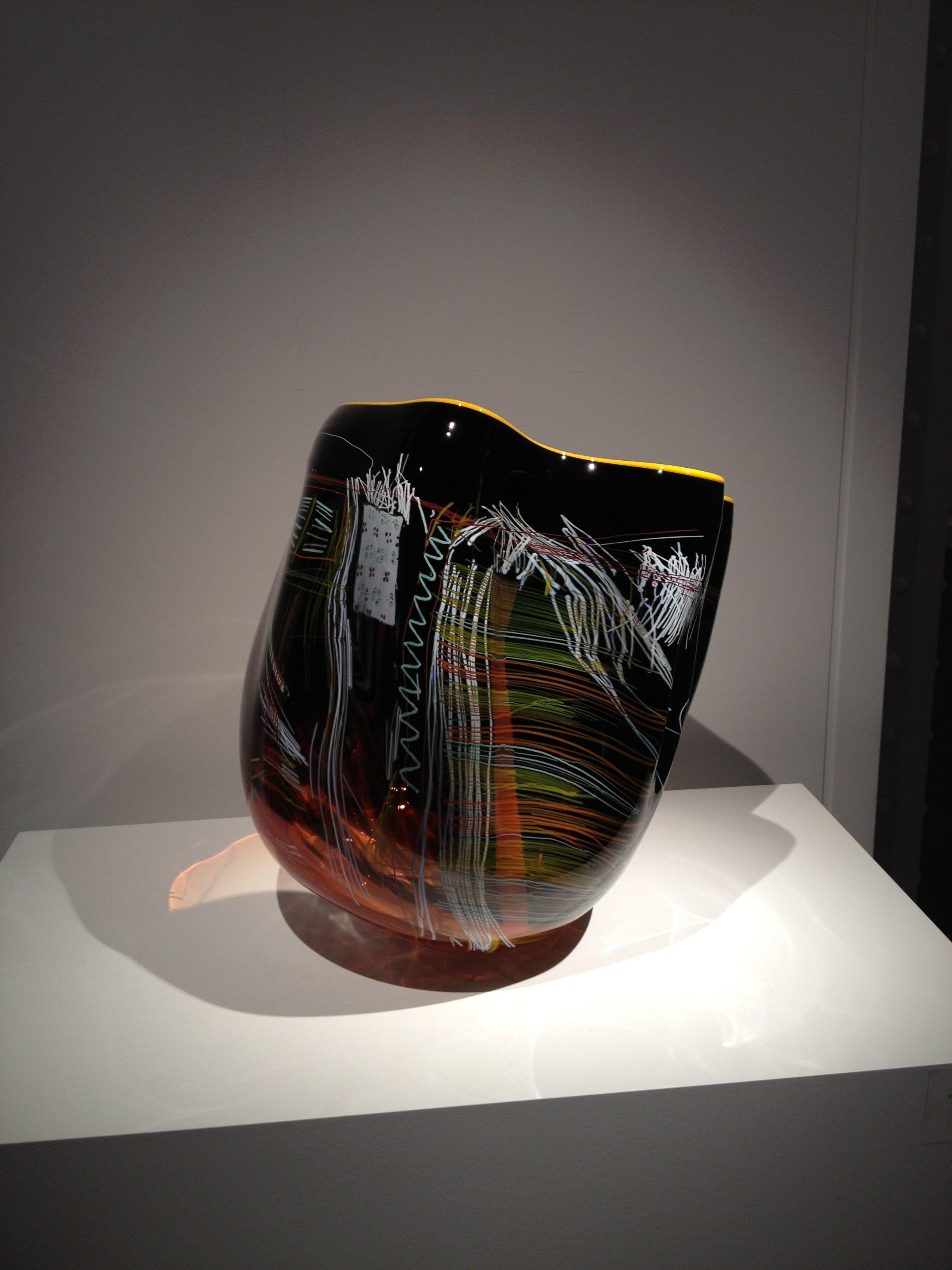 Dale Chihuly vase