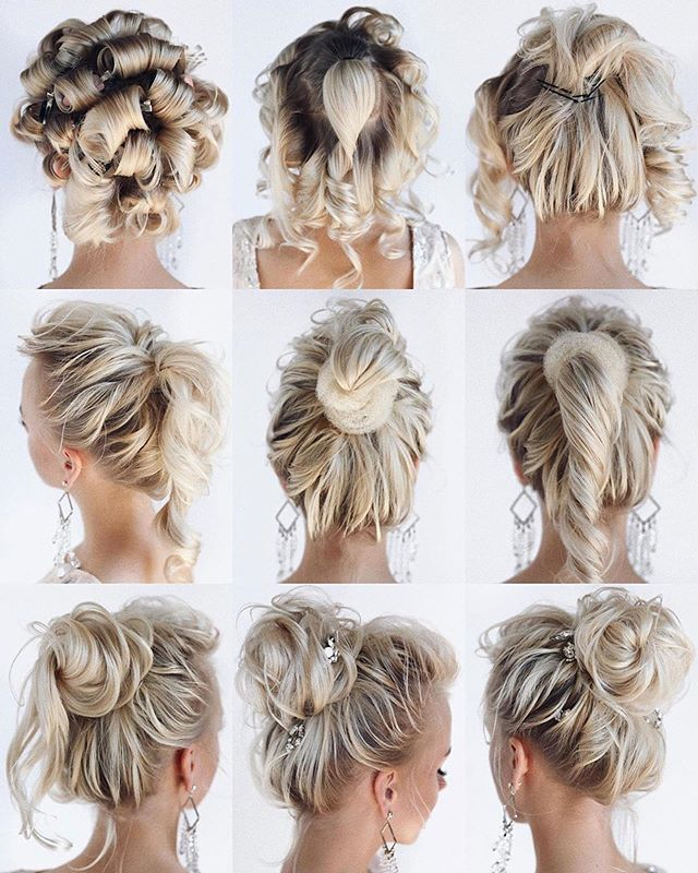 44 Ideas De Peinados Juveniles Que Te Encantaran 2019 Hair Styles Elegant Wedding Hair Hair Tutorial