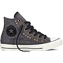 purchase cheap 107ec a70f0 Converse Damen Woman Chuck Taylor All Star High Top HT grau ...