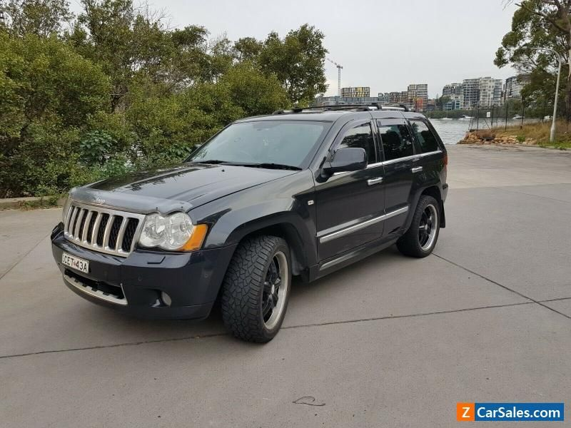 Car For Sale 2010 Jeep Grand Cherokee Limited Edition Overland