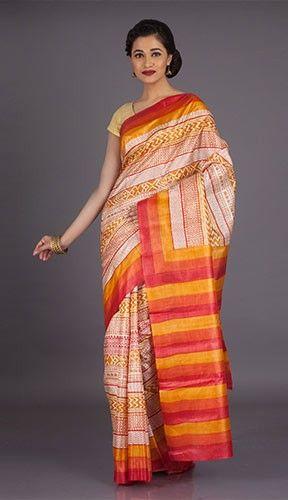 Akhila Kosa Silk Saree