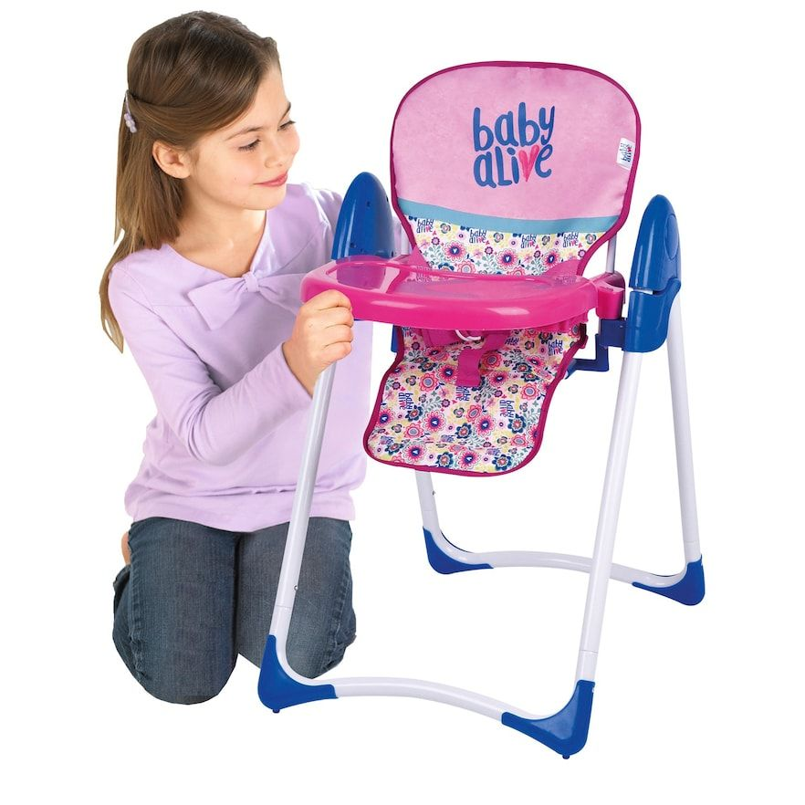 Baby Alive Doll Deluxe High Chair Baby Alive Baby Alive Dolls