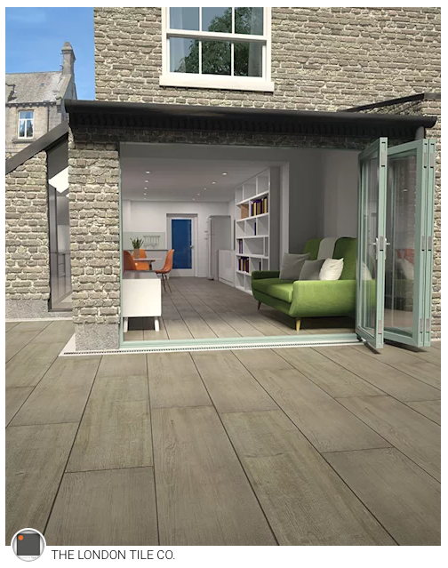 Our Chalet Range Of Wood Effect Indoor Outdoor Porcelain Tiles Are