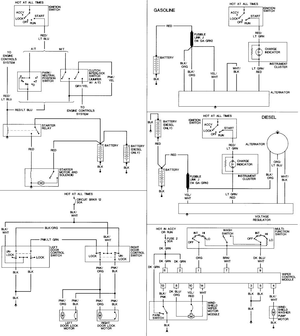 2005 F150 Ac Wiring Diagram Electrical Wiring Diagrams F150 Ford F150 Chrysler Town And Country
