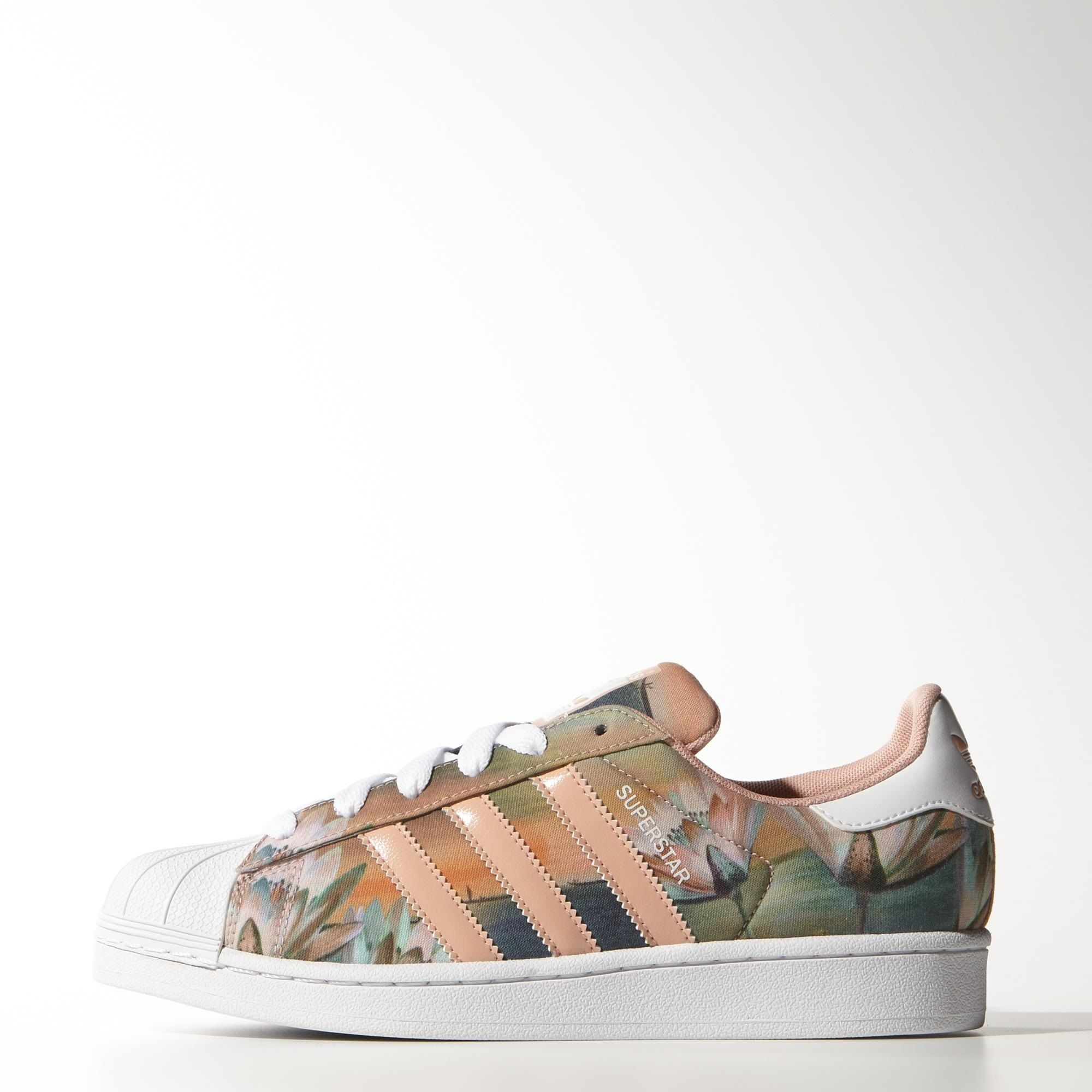 Adidas Originals Women\u0027s Farm Mexkumrex Superstar Shoes Size us