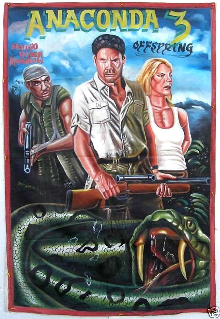 Anacondas: The Hunt for the Blood Orchid 2004 Full Movie ...