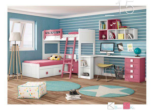 Habitaci n infantil habitaci n infantil con litera tren 589 152016 habitaci n infantil con - Habitacion infantil tren ...