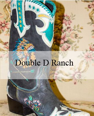 Double D Ranch Boots