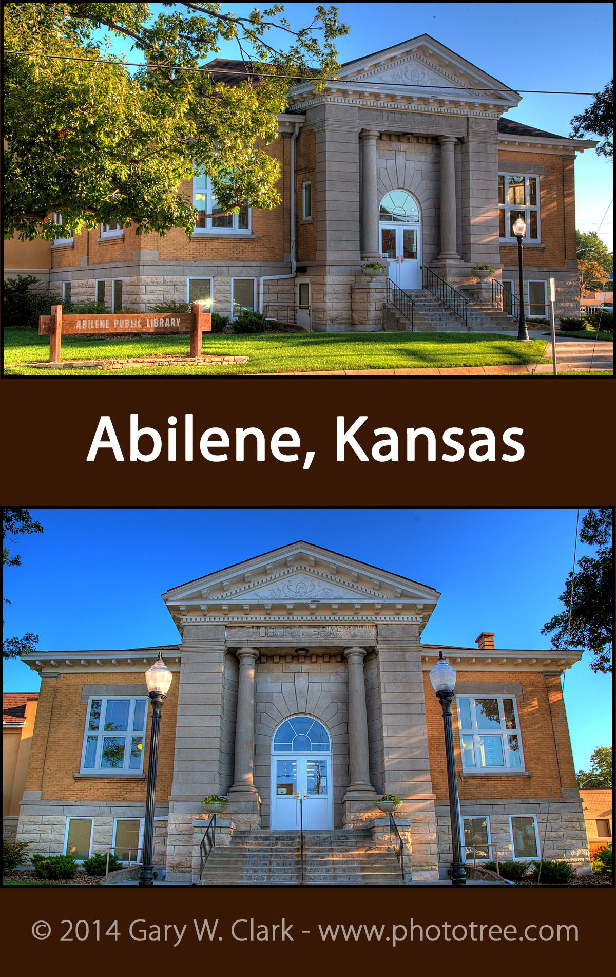 A Classic Style Wellpreserved And Still Housing Part Of The - Latitude and longitude of kansas