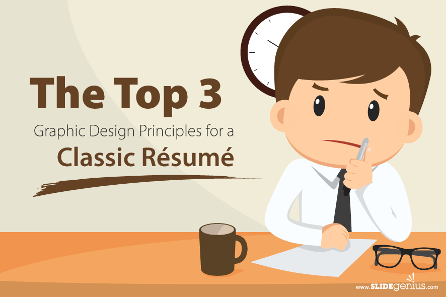 Expert Tips On Resume Principles The Top 3 Graphic Design Principles For A  Classic Resume