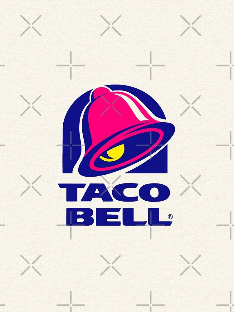 Taco Bell Logo Essential T Shirt By Lorih96 Taco Bell Logo Active Wear For Women Taco Bell