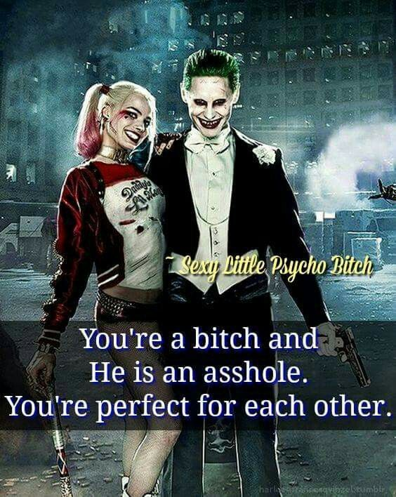 Joker Harley Harley Quinn Quotes Love Quotes