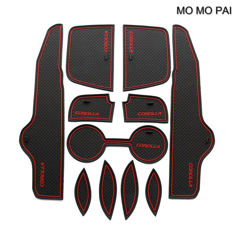 momo pai car accessories door slot fit for toyota corolla. Black Bedroom Furniture Sets. Home Design Ideas