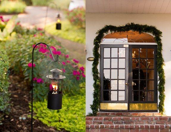 hanging lanterns, shepherds hook, Outdoor Wedding, Fall Wedding, myrtle-beach-weddings-heritage-plantation-