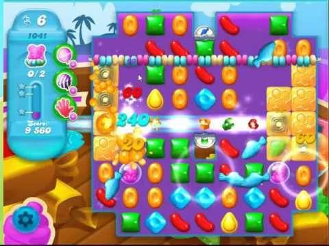 Candy Crush Soda Saga Level 1041 No Boosters