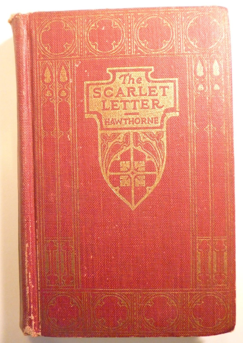 The scarlet letter by hawthorne nathaniel published by j h the scarlet letter by hawthorne nathaniel published by j h sears company inc madrichimfo Images