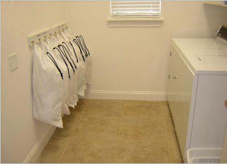 Laundry Sorter Off The Floor Organize Laundry Sorter Laundry Small Laundry Space