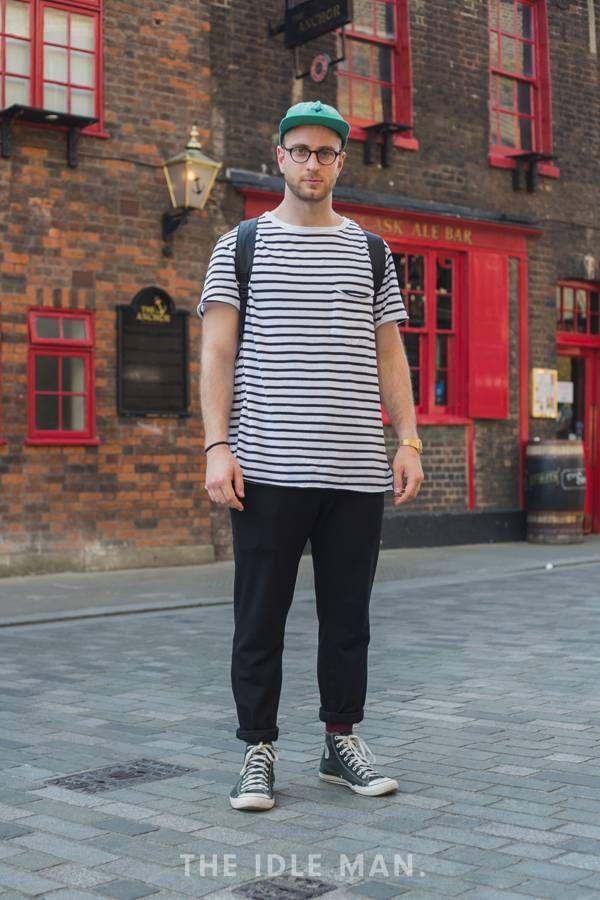 Stripy Tee