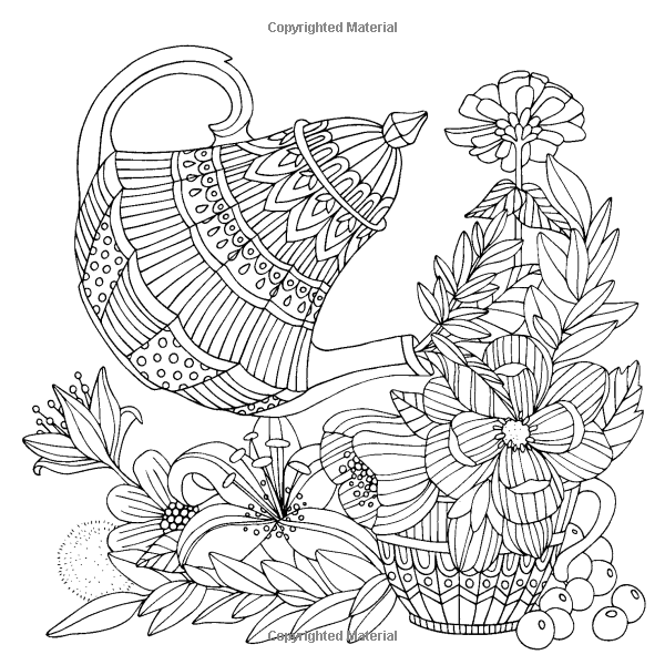 Fairy Tales Coloring Book: Published in Sweden as